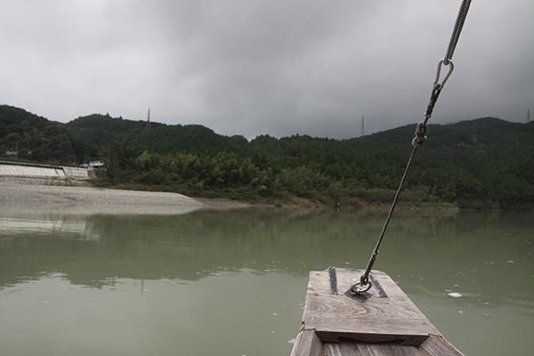 川舟体験2